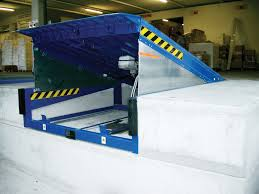 pedana di carico loading bays tecnoindustriale