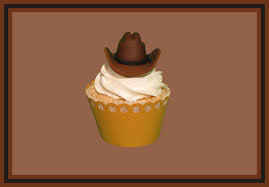 cowboy cake and cupcakes images