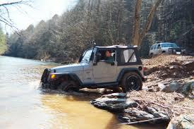 dark gray jeep 2002 jeep wrangler image 6