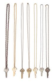 long chain key necklace images Giving key necklace from anthropologie 45 00 jpg