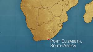 Port Elizabeth South Africa Map by Port Elizabeth South Africa Port Report Youtube