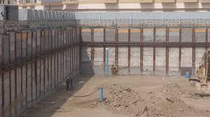 twin basement hotel project deepwell dewatering khansaheb sykes