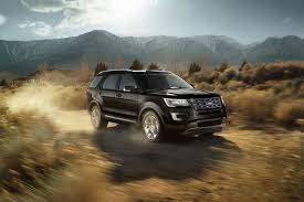 Ford Explorer All Black - test drive the all new 2017 ford explorer