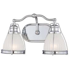 minka lavery 2 light chrome bathroom vanity light 5792 77 the