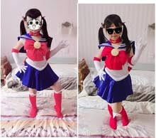 Sailor Mars Halloween Costume Popular Sailor Fancy Dress Buy Cheap Sailor Fancy Dress