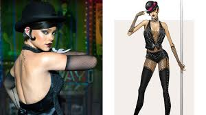 bubbles halloween costume the story behind rihanna u0027s shape shifting alien in valerian