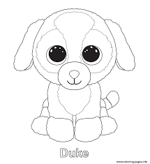 image ty beanie boos coloring pages coloring