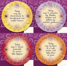 Words Of Wisdom Cards Words Of Wisdom For Peaceful Mamas