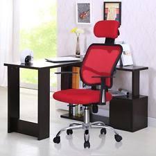 Computer Desk Chair Mesh Computer Chair Ebay