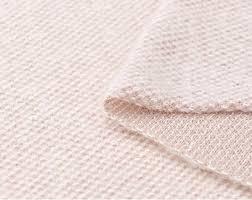 sweater knit fabric pink sweater etsy