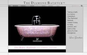 diamond bathtub the diamond bath tub rey ochoa s web design