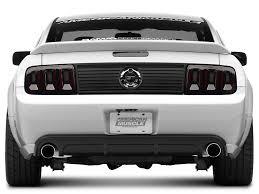 2009 Mustang Gt Black Mmd By Foose Mustang Rear Valance Diffuser 387426 05 09 Gt