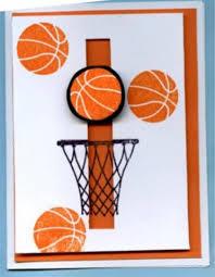 best 25 basketball birthday cards ideas on pinterest scrapbook