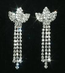 rhinestone earrings rhinestone earrings dangle wholesale