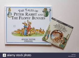 the tales of rabbit beatrix potter book and disc of the tales of rabbit isolated