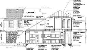 home design drawing softplan home design software automatic cross sections