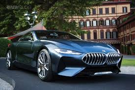 bmw concept 8 series will be at the 2017 goodwood festival of