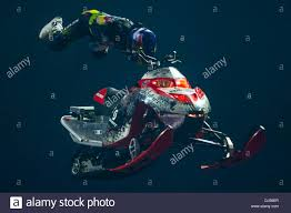 freestyle motocross tricks oslo norway 21st november 2013 daniel bodin performs freestyle