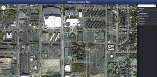 Vanderbilt Campus Map Map Of Byu Campus My Blog