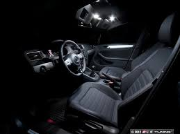 2012 Volkswagen Jetta Interior Ecs News Volkswagen Mkvi Jetta Gli Led Interior Lighting Kit