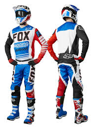 blue motocross helmet fox v1 fiend se motocross helmet red white blue 1stmx co uk