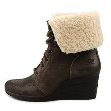 s ugg australia brown zea boots ugg australia womens w zea boot ab ankle boot us store