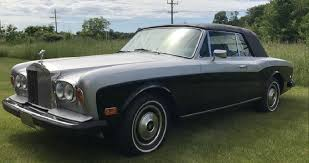 roll royce star classic blue rolls royce corniche star of u0027king of hershey u0027 sale