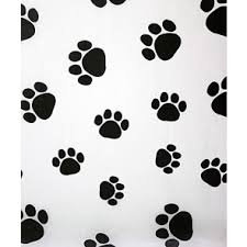 paw print tissue paper patterned tissue paper from transpack 5 online discount