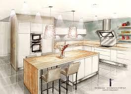 dessiner une cuisine en perspective dessiner une cuisine dessiner une cuisine sketchup images comment
