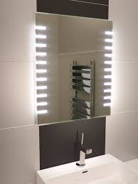 bathroom mirrors lights uncategorized bathroom mirror lights in awesome bathroom led