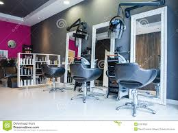 cuisine beauty salon interior royalty free stock photos image