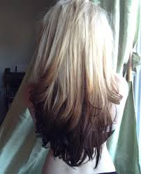 hair coulor 2015 beautiful reverse ombre hair color idea 2015 2016 for long hair