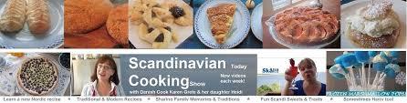 scandinavian today cooking show brune kager brown cookies