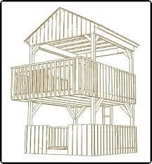 Backyard Playhouse Plans by Best 20 Simple Playhouse Ideas On Pinterest Backyard Play Kids