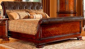 King Size Sleigh Bed Frame Bedroom Sleigh Beds Sleigh Beds King Sleigh Bed King Size