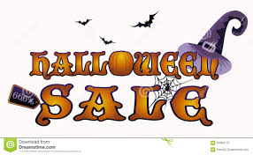 Halloween Banner Clipart by Halloween Sale Banner Vector Stock Vector Image 59482173
