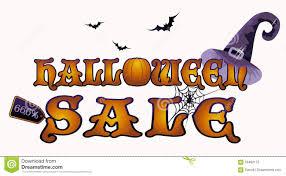 halloween banner clip art halloween sale banner vector stock vector image 59482173