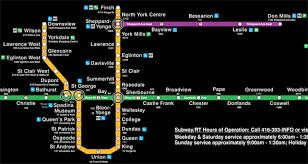 metro york map subway map toronto travelquaz subway map and