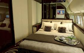 private jet bathroom interior design jobs with bedroom and shower