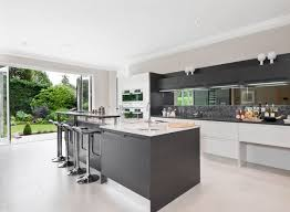 beechwood kitchen cabinets 20 astounding grey kitchen designs home design lover