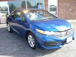 2014 honda civic lx 2dr coupe cvt in richmond in tonys car sales