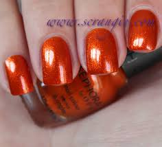 scrangie sephora by opi spice market mini 4 piece nail polish