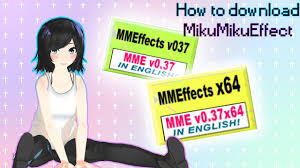 M Me In English - mmd mme tutorial how to download mikumikueffect updated youtube