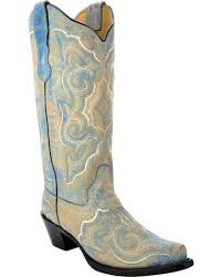 womens boots distressed leather corral s distressed leather embroidered boots snip