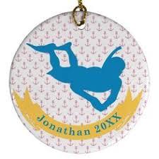 gift ideas scuba diving ornaments scubas ornament and