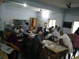 old age home is fueling the educational dreams of needy children