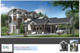 1637 square feet 3 bedroom double floor home design and plan
