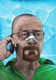 William Christie Check Out Ralph Steadman U0027s Favourite Breaking Bad Illustrations