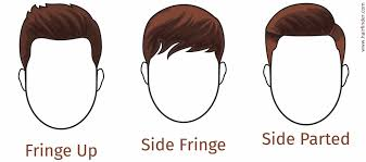 haircuts for men with oval shaped faces hairstyles for men with a triangular or oblong face shape