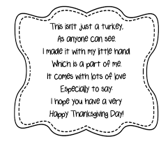 turkey handprint poem printables a to z stuff printable